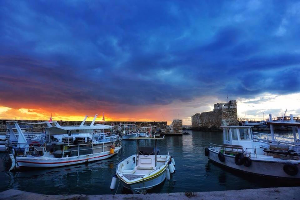 Akşam gözüyle Byblos