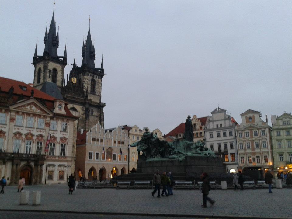 Prag bir cennet