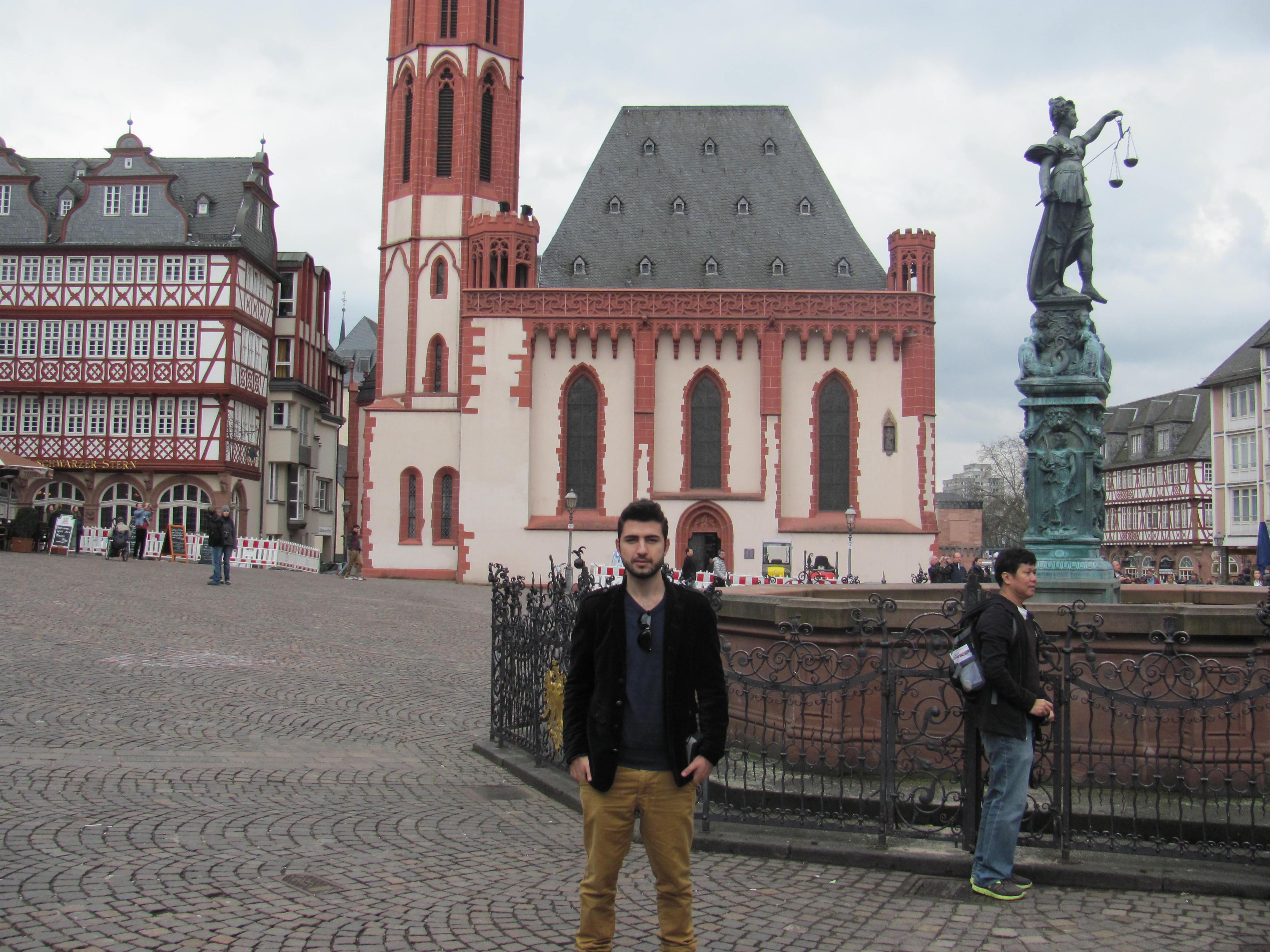 Frankfurt / Almanya / 2013