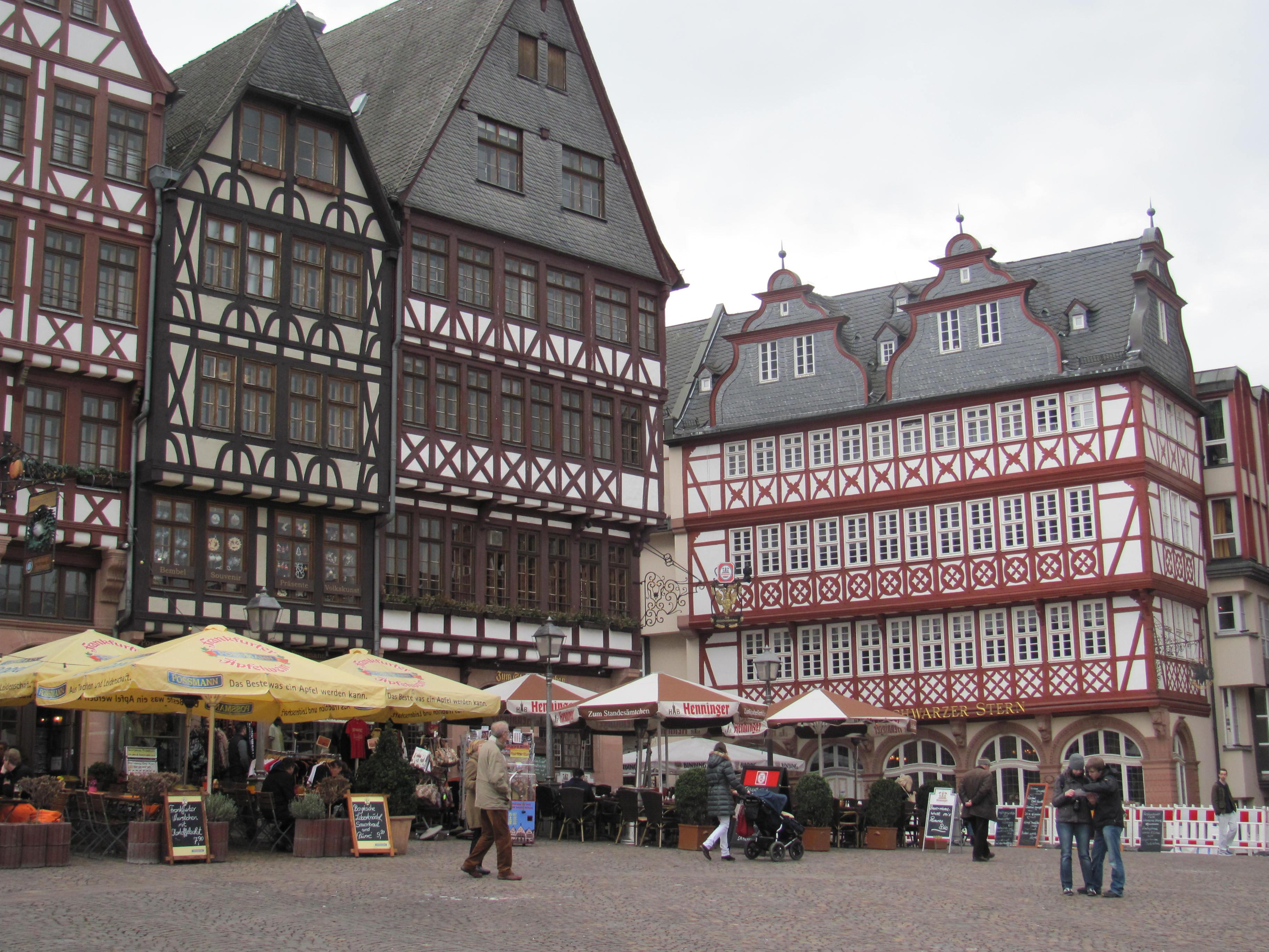 Frankfurt Am Main Almanya