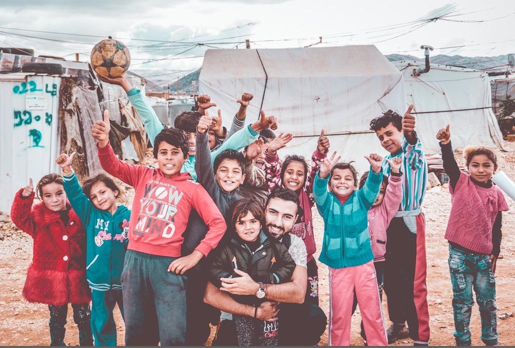 Suriye Sınırı / Suriye Mülteci Kampı / Lübnan