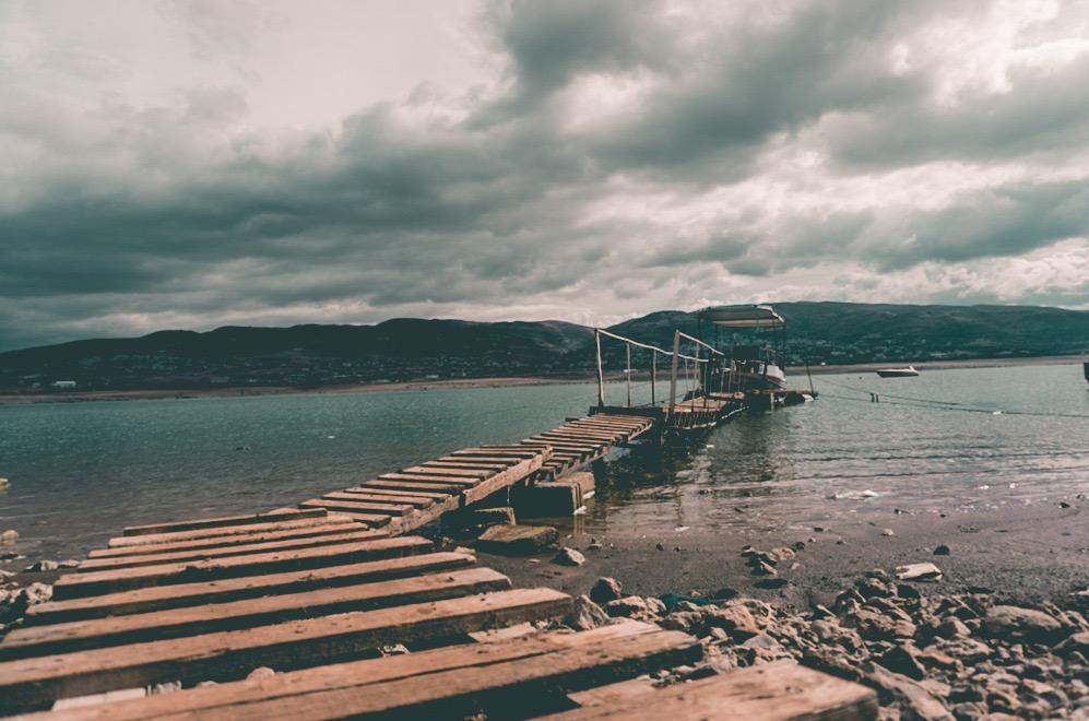 Lake Qaraoun