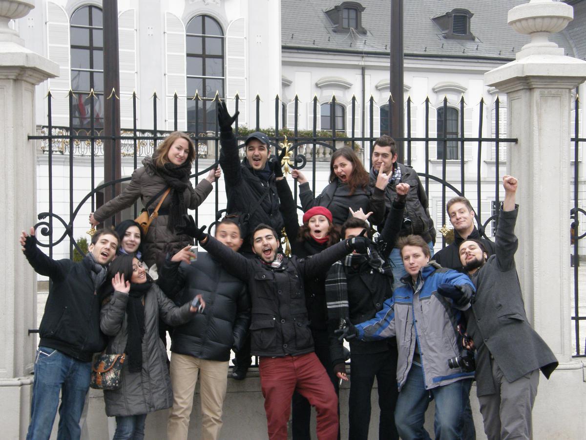 Erasmus gezisi