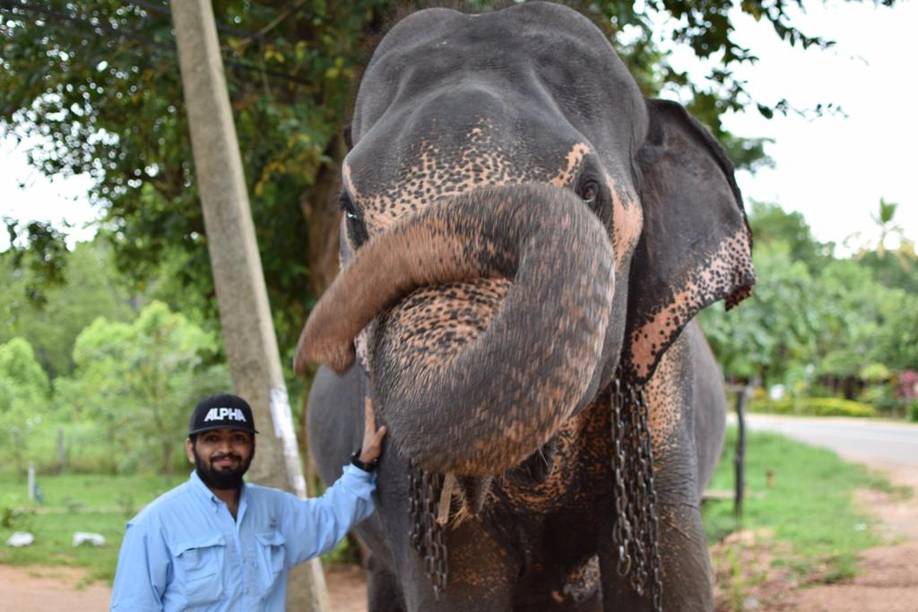 Abdullah / Sigiriya / Sri Lanka