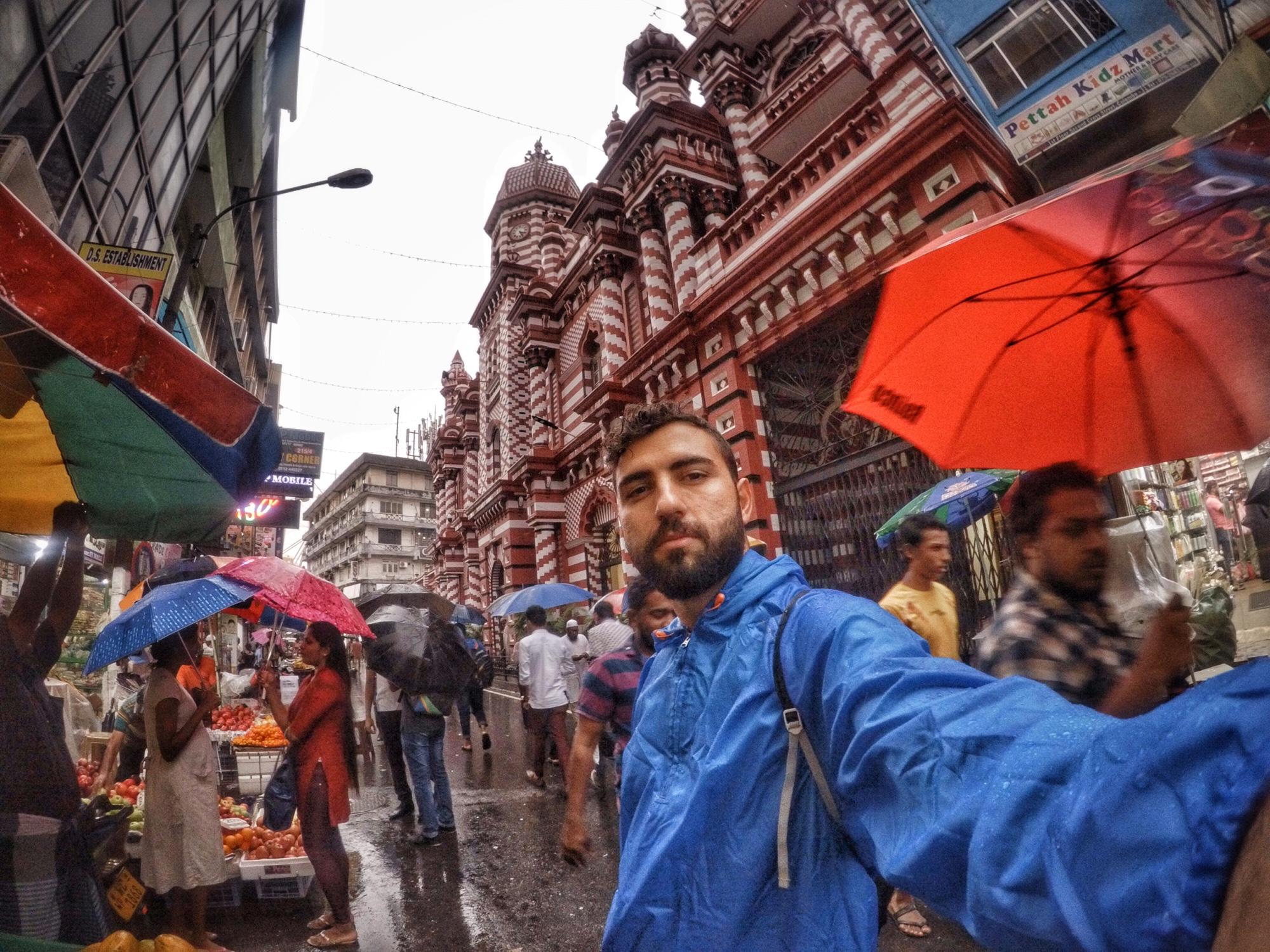 Colombo / Sri Lanka ilk gün