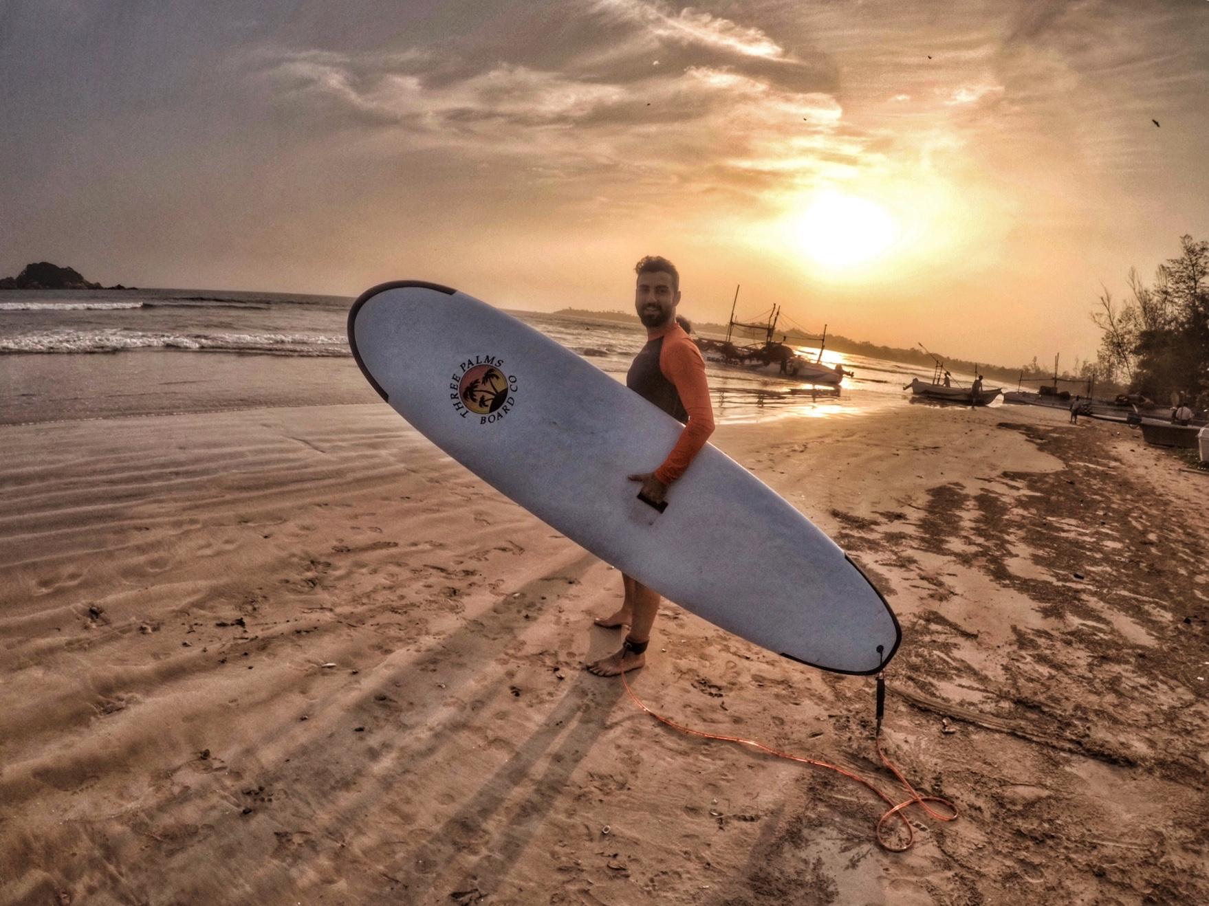 Weligama Beach / Sri Lanka