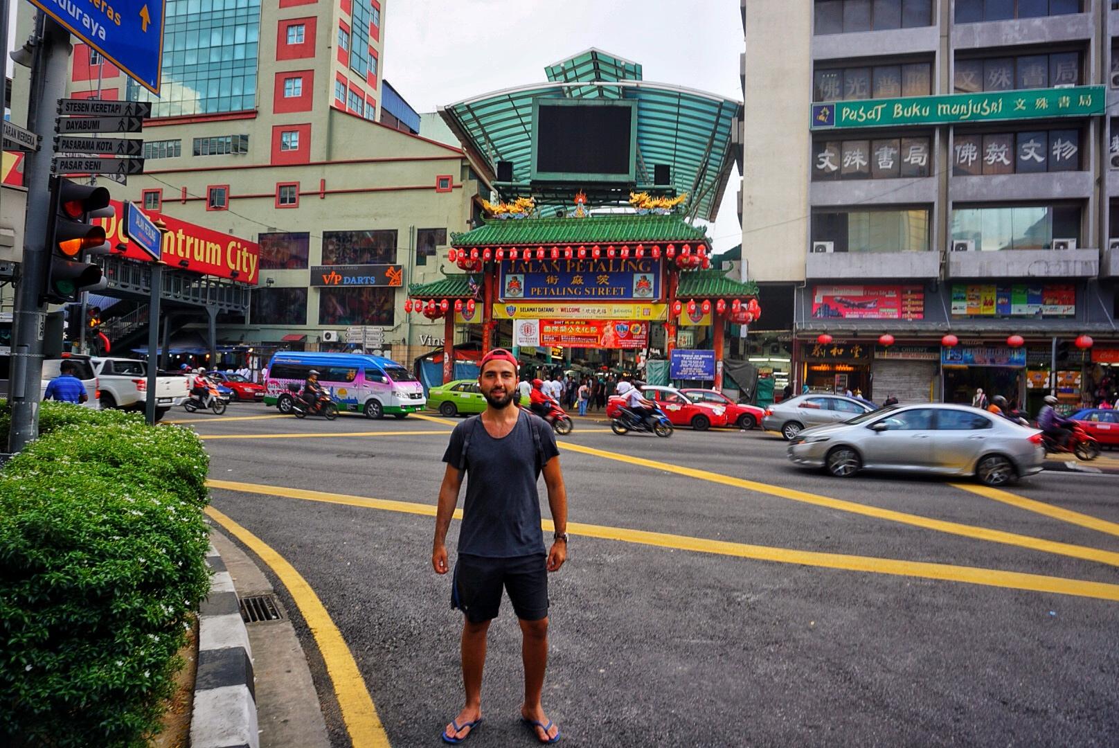 Kuala Lumpur, Malezya / Aralık, 2017