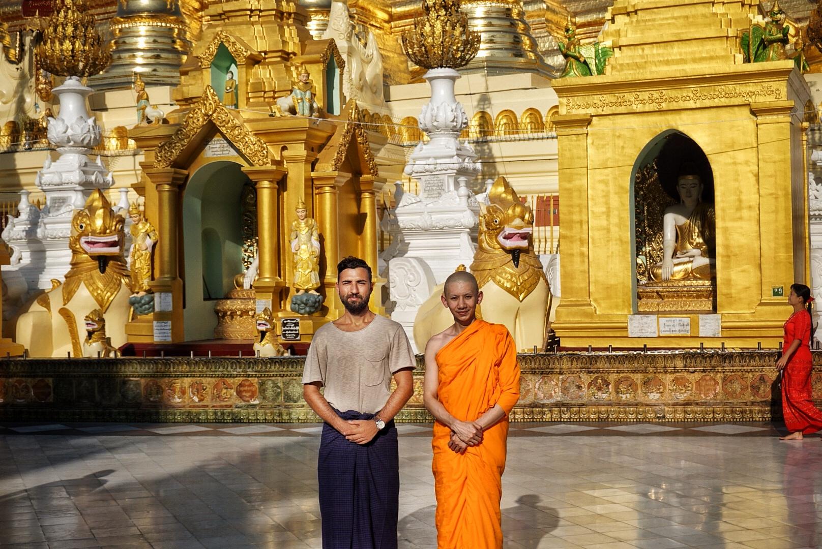 Myanmar / Dünya Turu Uyanış Yolculuğu