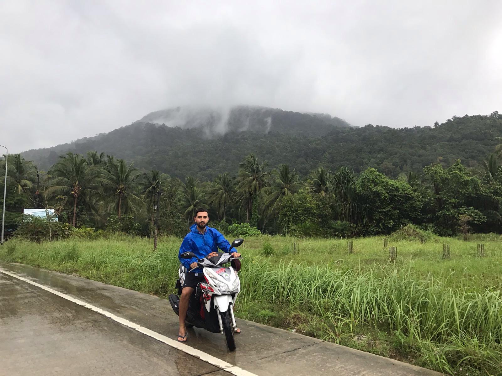 Dünya Turu Uyanış Yolculuğu / Motorsiklet Günlükleri