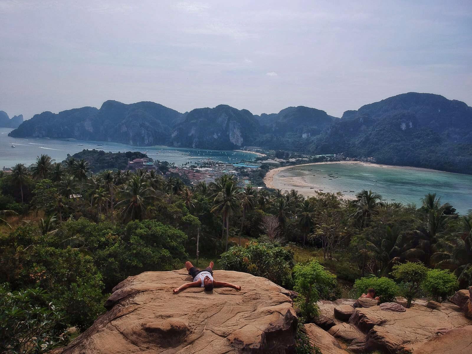 Tayland, Koh Phangan / Dünya Turu Uyanış Yolculuğu